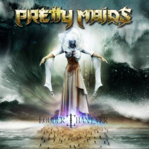 Pretty Maids - Louder Than Ever cover art