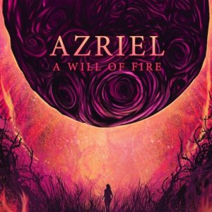 Azriel - A Will of Fire cover art