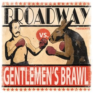 Broadway - Gentlemen's Brawl cover art