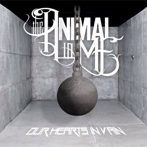 The Animal In Me - Wrecking Ball (Miley Cyrus Cover) cover art