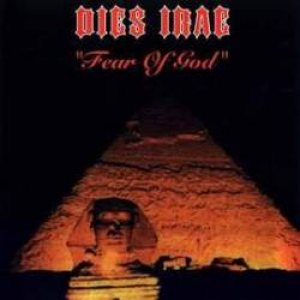 Dies Irae - Fear of God cover art