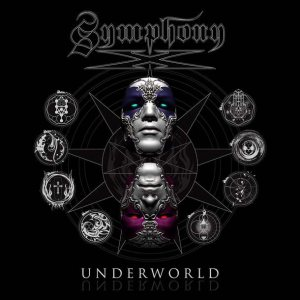 Symphony X - Underworld cover art