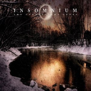 Insomnium - The Candlelight Years cover art