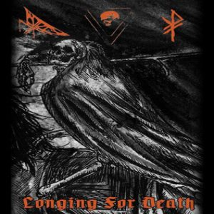 Nocturnal Depression - Longing for Death cover art