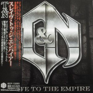 T&N - Slave to the Empire cover art