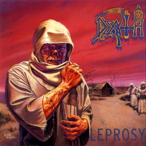 Death - Leprosy cover art