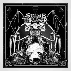 Stone Thrower - 2014 EP cover art