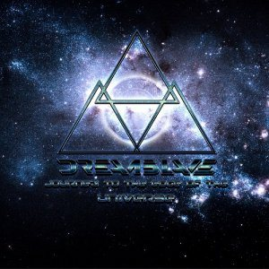 Dreamslave - Journey to the Edge of the Universe cover art