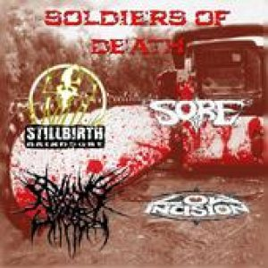 Stillbirth / Begging For Incest - Soldiers of Death cover art