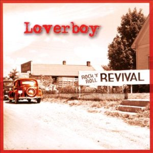 Loverboy - Rock 'n' Roll Revival cover art