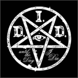 D.I.D. - until the Day I Die-初回生産限定盤typeA- cover art