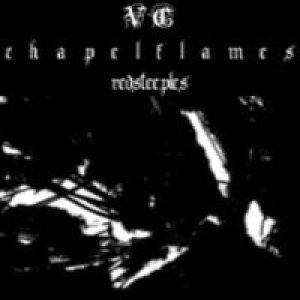 Velvet Cacoon - Chapelflames (Red Steeples) cover art