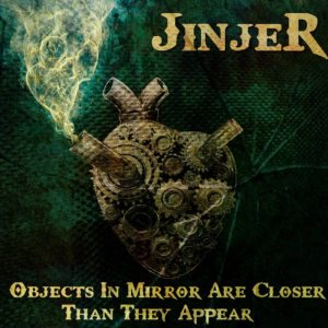 Jinjer - Objects in Mirror Are Closer Than They Appear cover art