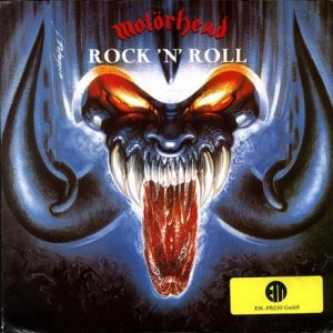 Motorhead - Rock 'N' Roll cover art
