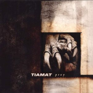 Tiamat - Prey cover art