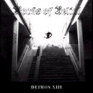 Woods of Belial - Deimos XIII cover art