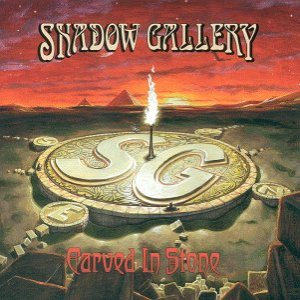 Shadow Gallery - Carved in Stone cover art
