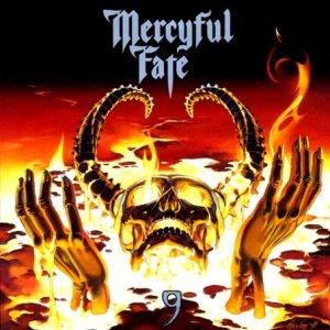 Mercyful Fate - 9 cover art