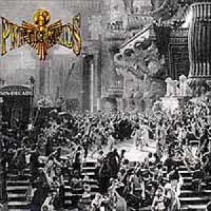 Pretty Maids - Sin-Decade cover art