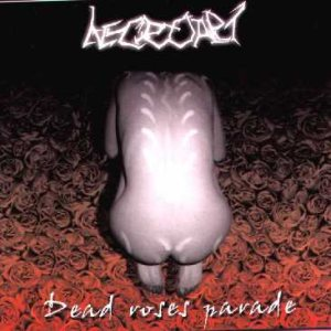 Necroart - Dead Roses Parade cover art