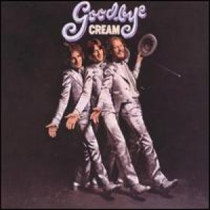 Cream - Goodbye cover art