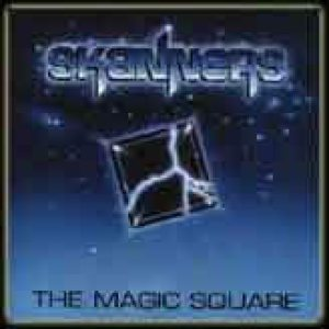 Skanners - The Magic Square cover art