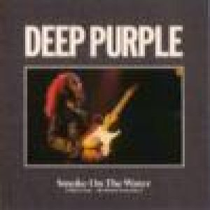 Deep Purple - Smoke on the Water cover art