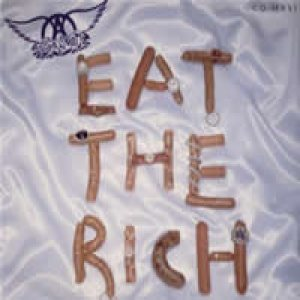 Aerosmith - Eat the Rich cover art