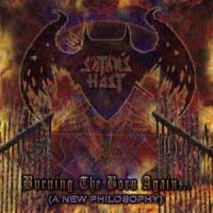 Satan's Host - Burning the Born Again?A New Philosophy) cover art