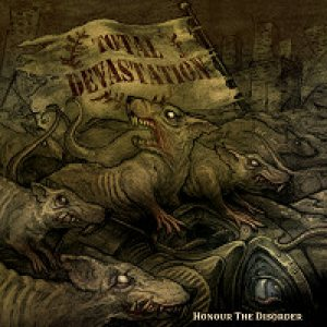 Total Devastation - Honour the Disorder cover art