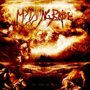 My Dying Bride - An Ode to Woe cover art