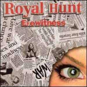 Royal Hunt - Eye Witness cover art