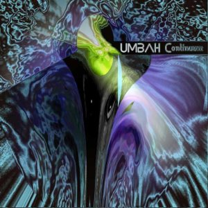 Umbah - Continuum cover art