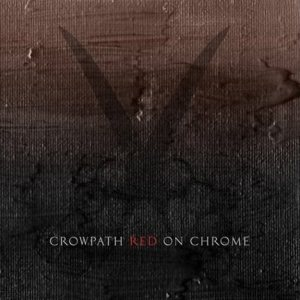 Crowpath - Red on Chrome cover art
