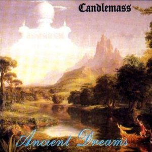 Candlemass - Ancient Dreams cover art