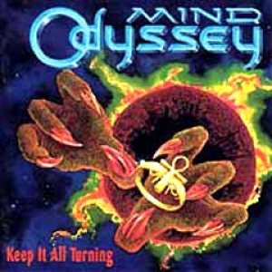 Mind Odyssey - Keep it All Turning cover art