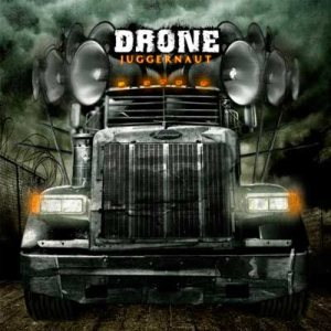 Drone - Juggernaut cover art