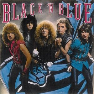 Black 'N Blue - Black 'N Blue cover art