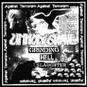 Unholy Grave - Grinding Hell Slaughter cover art