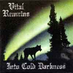 Vital Remains - Into Cold Darkness cover art