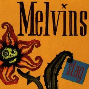 Melvins - Stag cover art