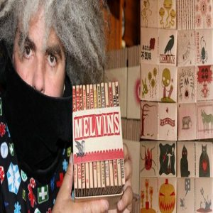 Melvins - Box Set cover art