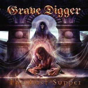 Grave Digger - The Last Supper cover art