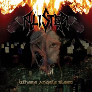 Alister - Where Angels Bleed cover art