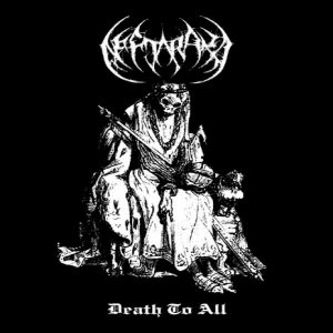 Neftaraka - Death to All cover art