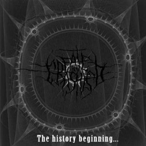 Created by Ashes - The History Beginning... cover art