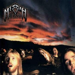 Messiah - Underground cover art