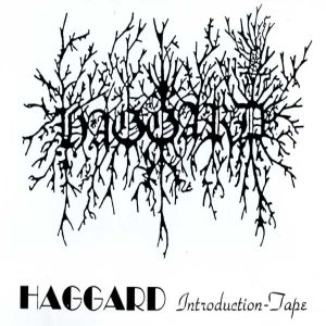 Haggard - Introduction cover art