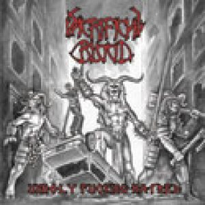 Sacrificial Blood - Unholy Fucking Hatred cover art