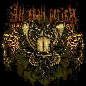 All Shall Perish - Divine Illusion cover art